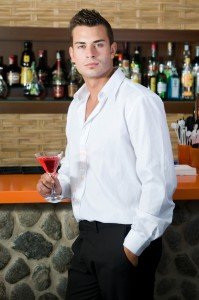 http://www.dreamstime.com/stock-photography-beautiful-man-having-martini-image15609092